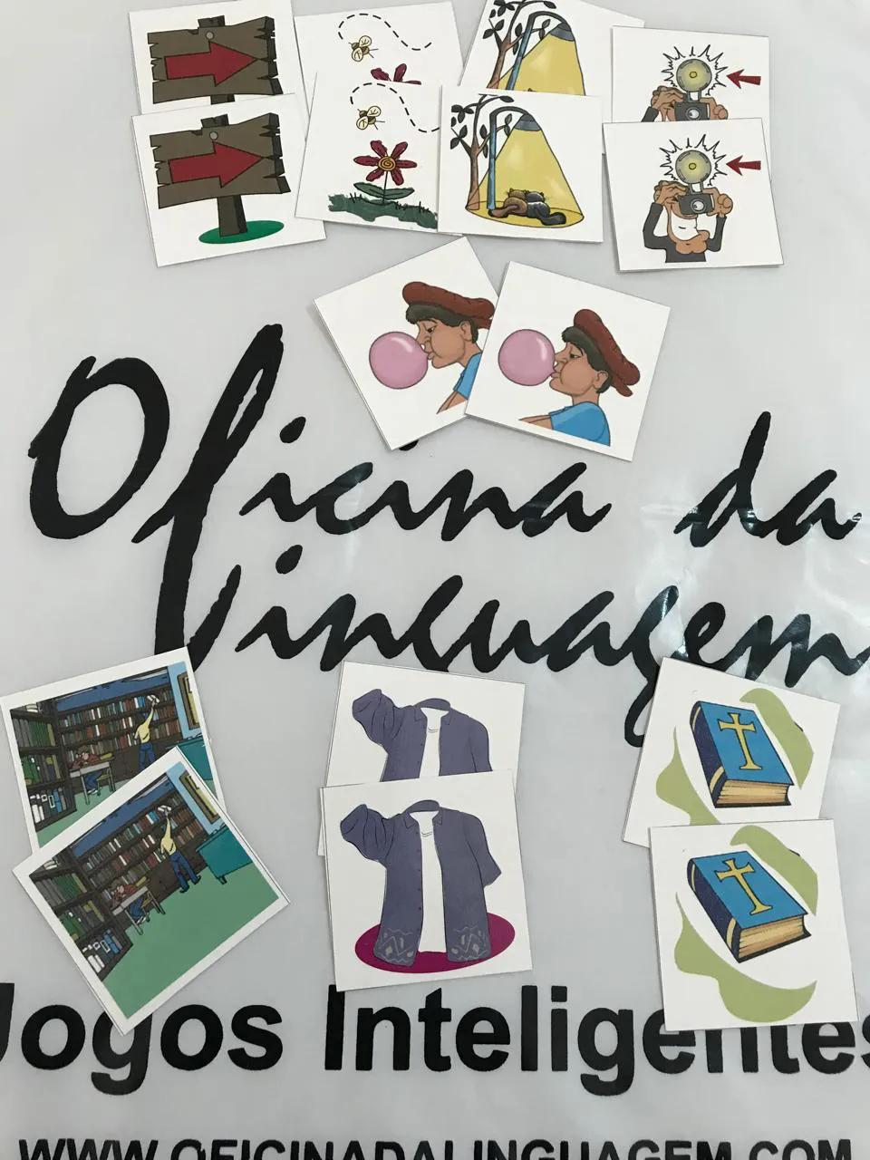 Fonemas - Encontros Consonantais /r/   /l/ - 06 jogos com imagens lindas e coloridas