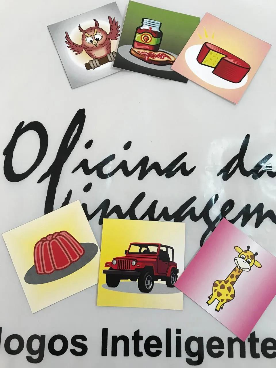 Chipa: O Jogo de Fonemas   /x/ e  /j/