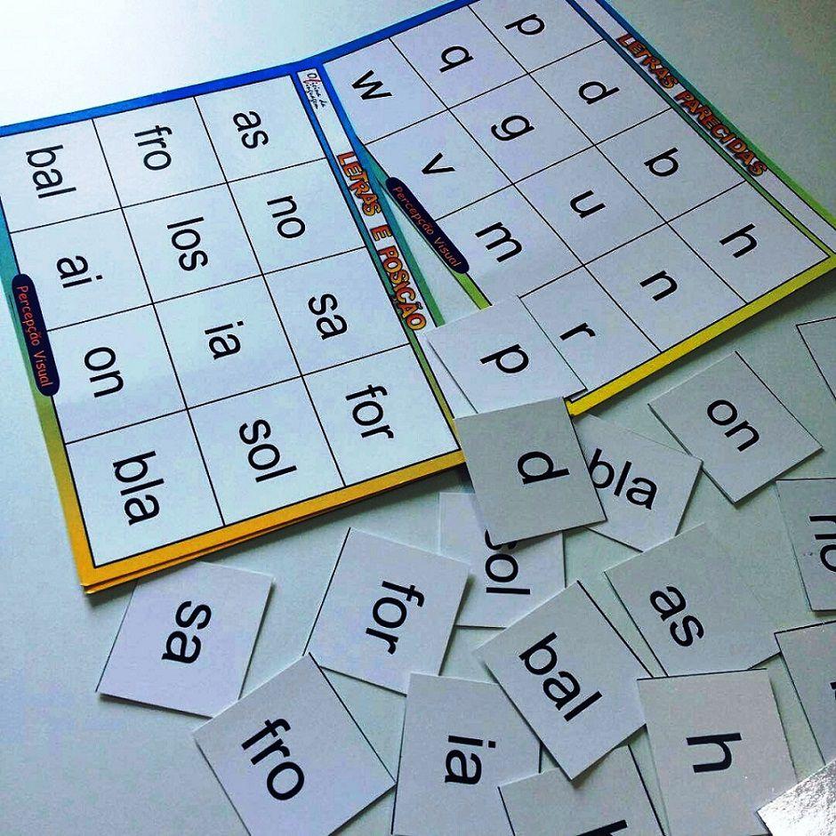 Grudando Letras e Números