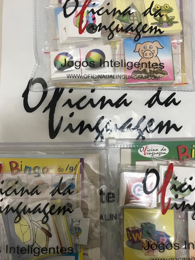 OL - Kit de Fonemas Oclusivos (p-b, t-d, k-g)