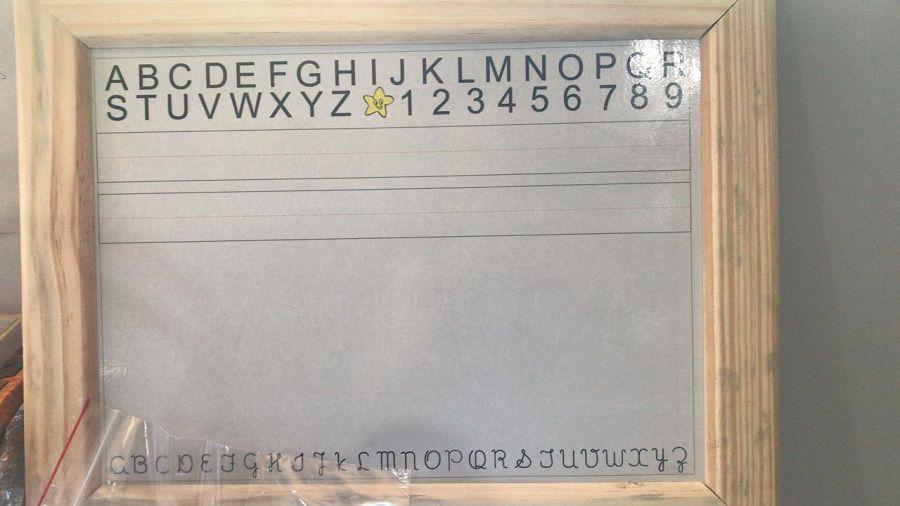 Quadro de Caligrafia  / Quadro para Imantados