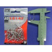 Anzol 12147 nº 2/0 - 50 unidades