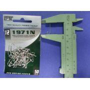 Anzol 1971N nº 12 - 50 unidades