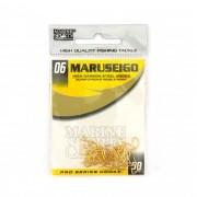 Anzol Maruseigo Gold nº 6 - 50 unidades