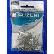 Anzol Suzuki nº 20 - 25 unidades