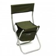Cadeira dobrável com bolsa