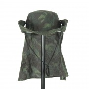 Chapéu Camuflado Proteção Pescoço
