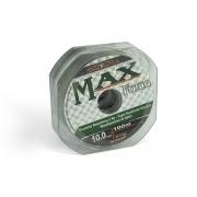 Linha Max Force Monofilamento 0,37mm - 1 unid de 100m