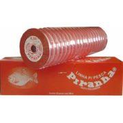 Linha Nylon Piranha 0,50mm Caixa com 20 unidades - 100 metros cada