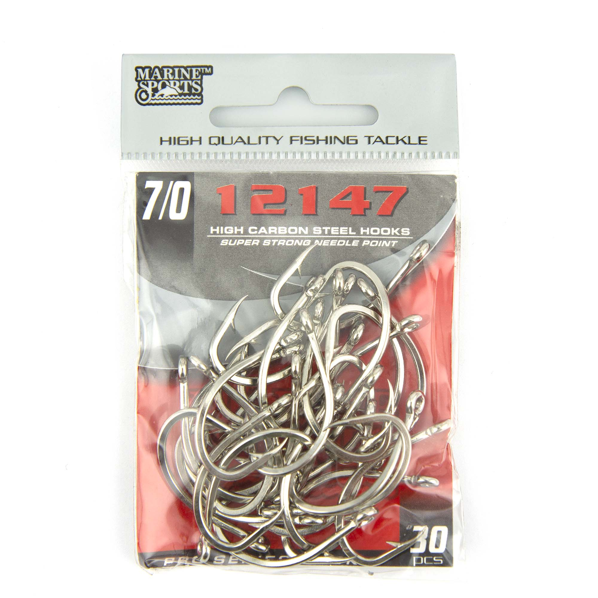 Anzol 12147 nº 7/0 - 30 unidades  - Artpesca