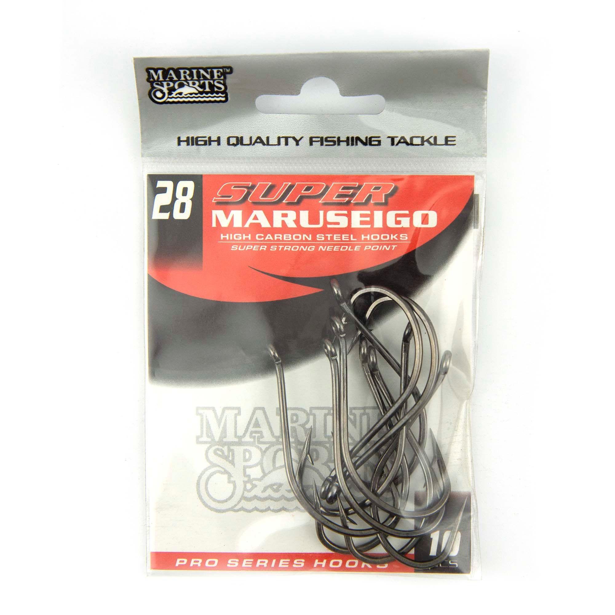 Anzol Super Maruseigo nº 28 - 10 unidades  - Artpesca