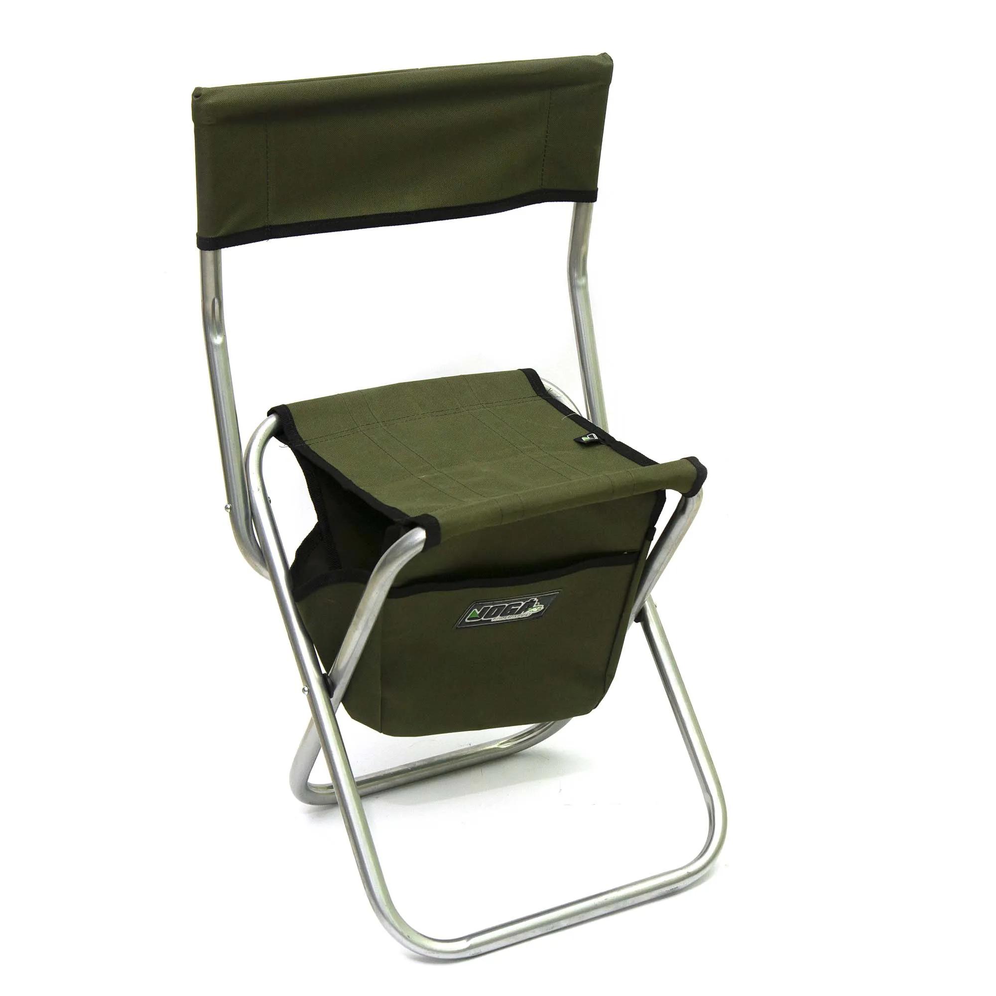 Cadeira dobrável com bolsa   - Artpesca