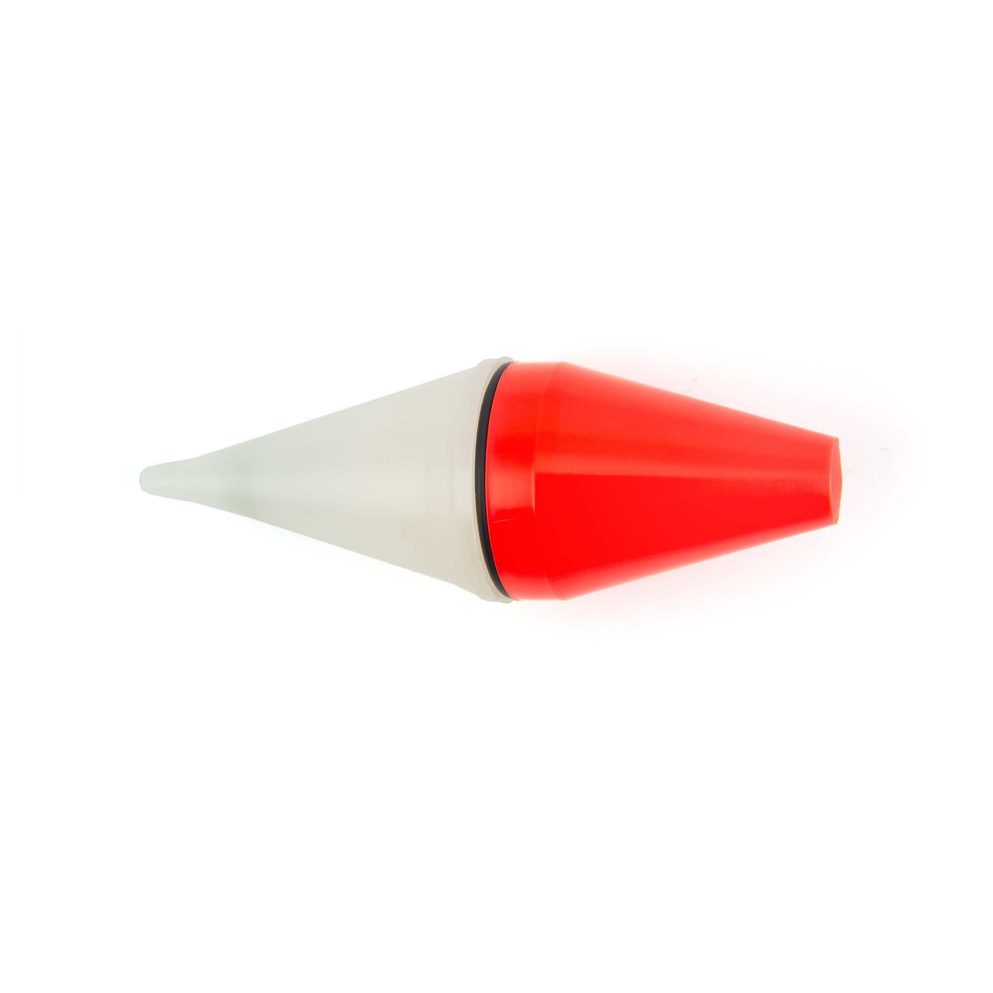 Bóia Luminosa Led vermelha  - Artpesca