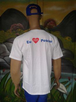 Camiseta-Artpesca Branca -  - Artpesca