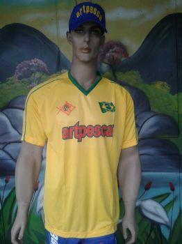 Camiseta Artpesca Brasil  - Artpesca