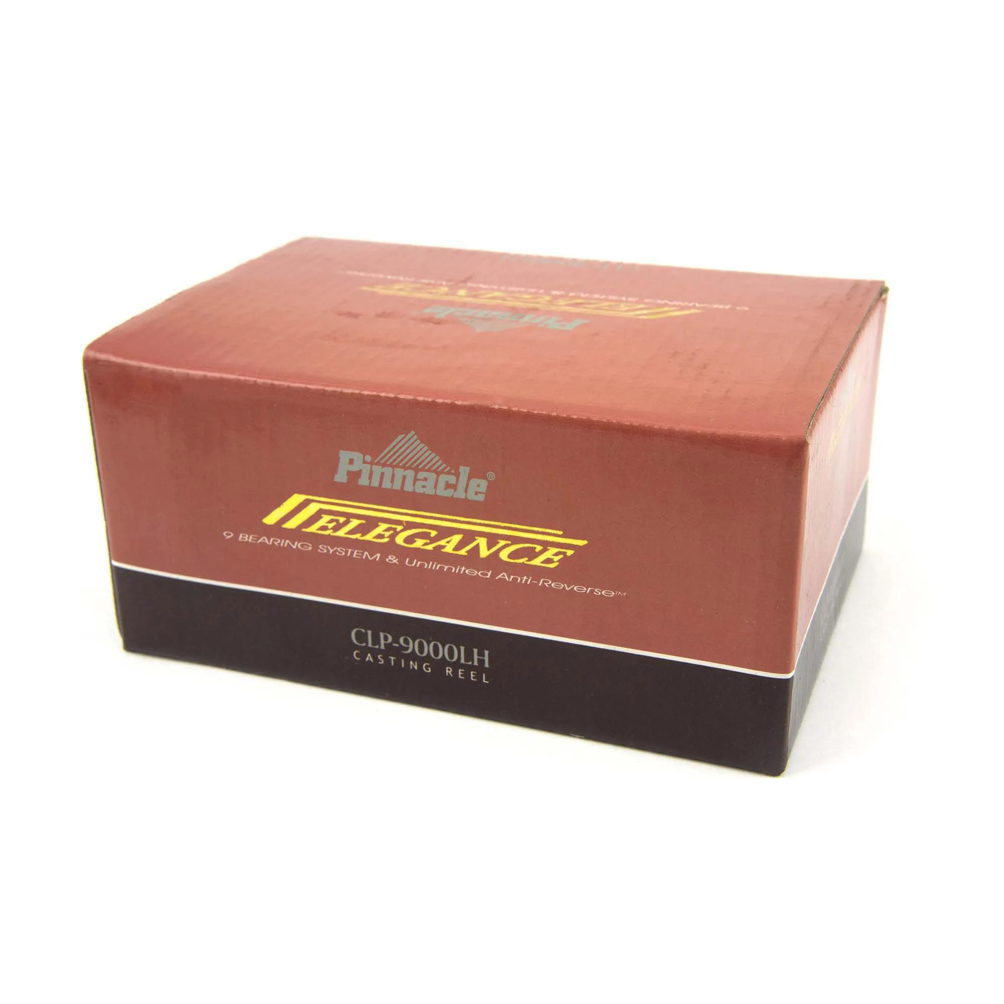 Carretilha Pinnacle ELEGANCE CLP-9000   - Artpesca