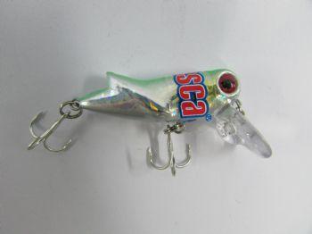 Isca Artificial Baby 40 Meia água - 4cm - 4gr  - Artpesca