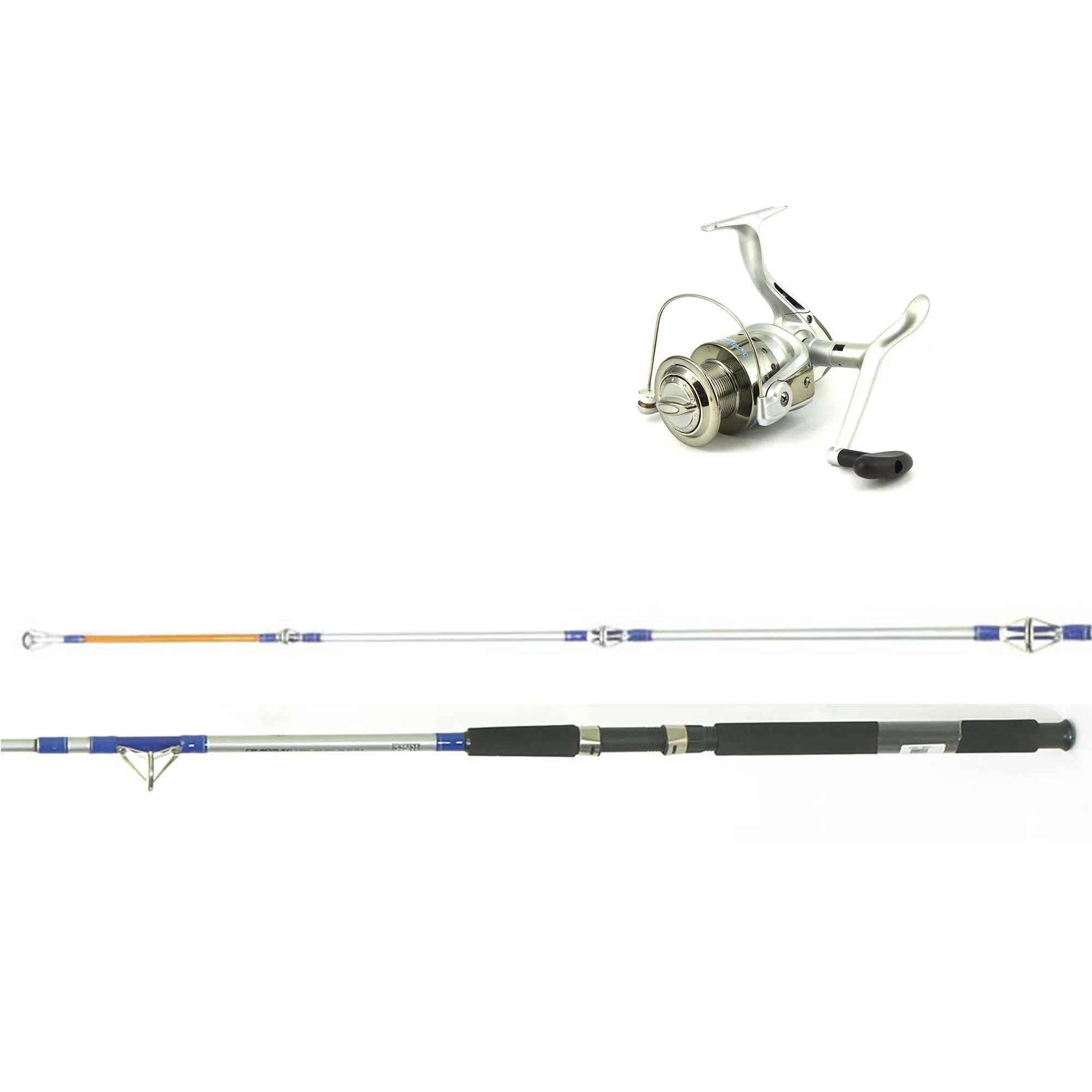 Kit Pesca PANTANAL: Vara Combat 1,83m + Molinete Laguna 4000 (5 rol.)  - Artpesca