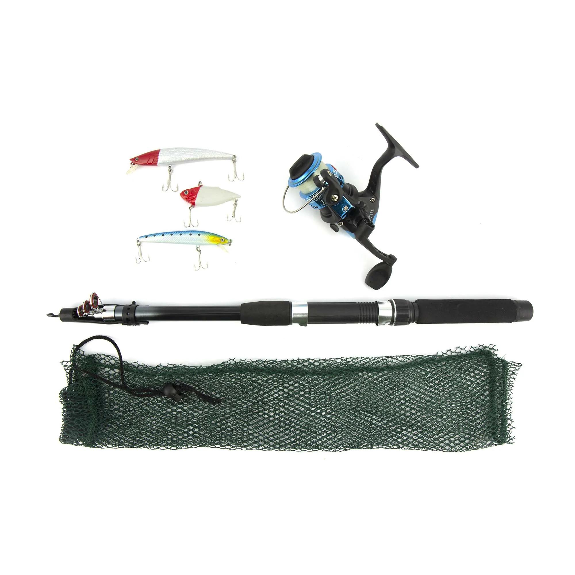 Kit Pesca Tilapia Fishing Set  - Artpesca