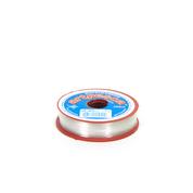 Linha De Nylon Artpesca Branca 0,45mm Pacote com 1 unidade de 100m  - Artpesca