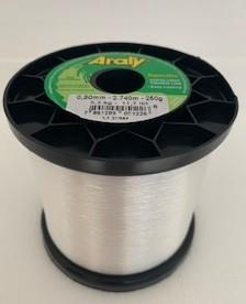 Linha Monofilamento Araty 0,30mm - 250gr  - Artpesca