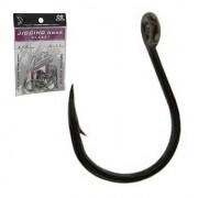 Anzol Maruri Jigging Hook Black 2/0 (10un)