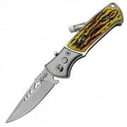 Canivete Xingu 1720 (Com Led, 6cm)