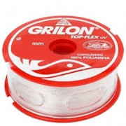 Linha Grilon branco (0,45mm-100m)