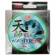 Linha Monofilamento Maruri Master Lon 6.0 16kg (0.40mm - 300m)