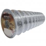 Linha Monofilamento Mazzaferro Dourado Top Platinum 07.7lb (0.20mm-1000m)