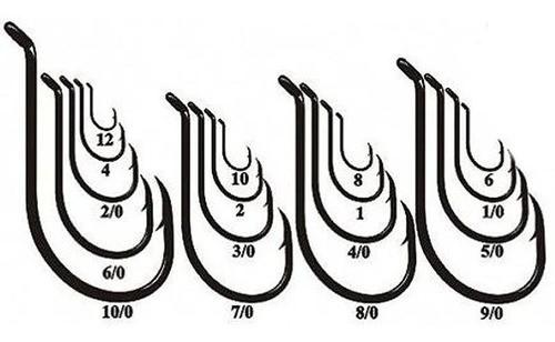 Anzol Marine Sports 12146 Nickel 10/0 (10un)