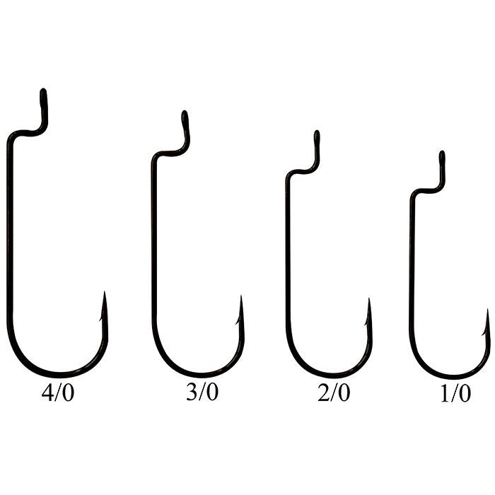 Anzol Maruri Worm MR744 1/0 (10un)