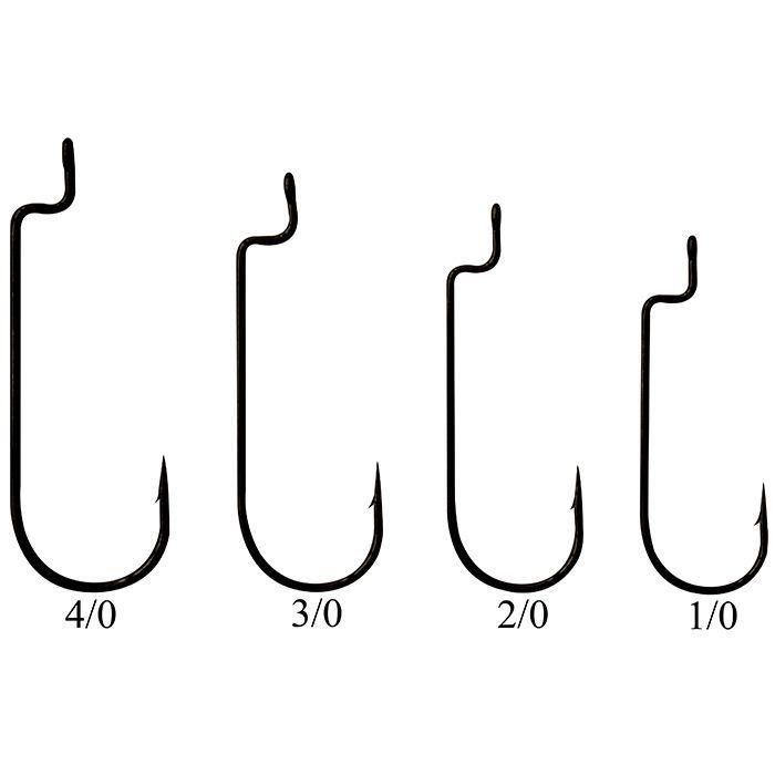 Anzol Maruri Worm MR744 2/0 (10un)