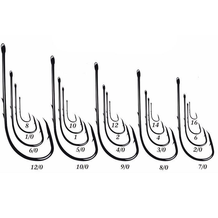 Anzol Pinnacle 4330 4/0 (100un)