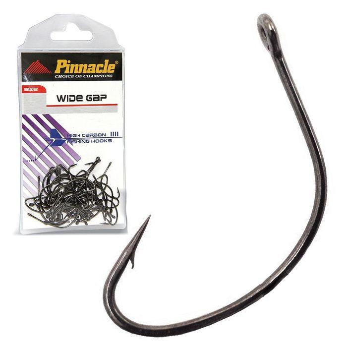 Anzol Pinnacle Wide Gap KH11010 1/0 (25un)