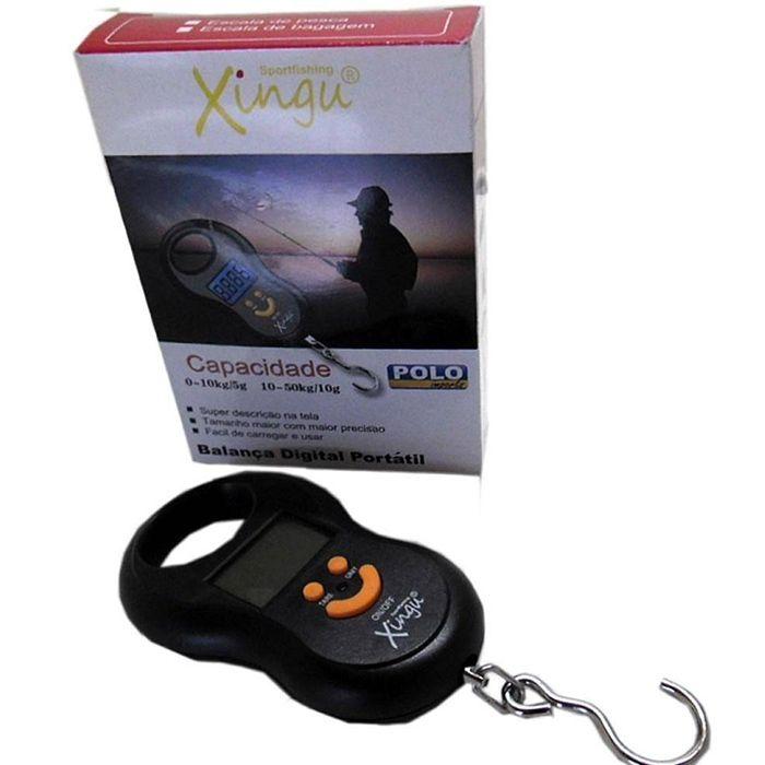 Balança Digital Xingu 10 - 50kg