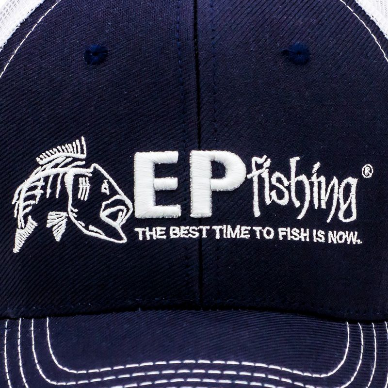Boné EP Fishing Classic Blue