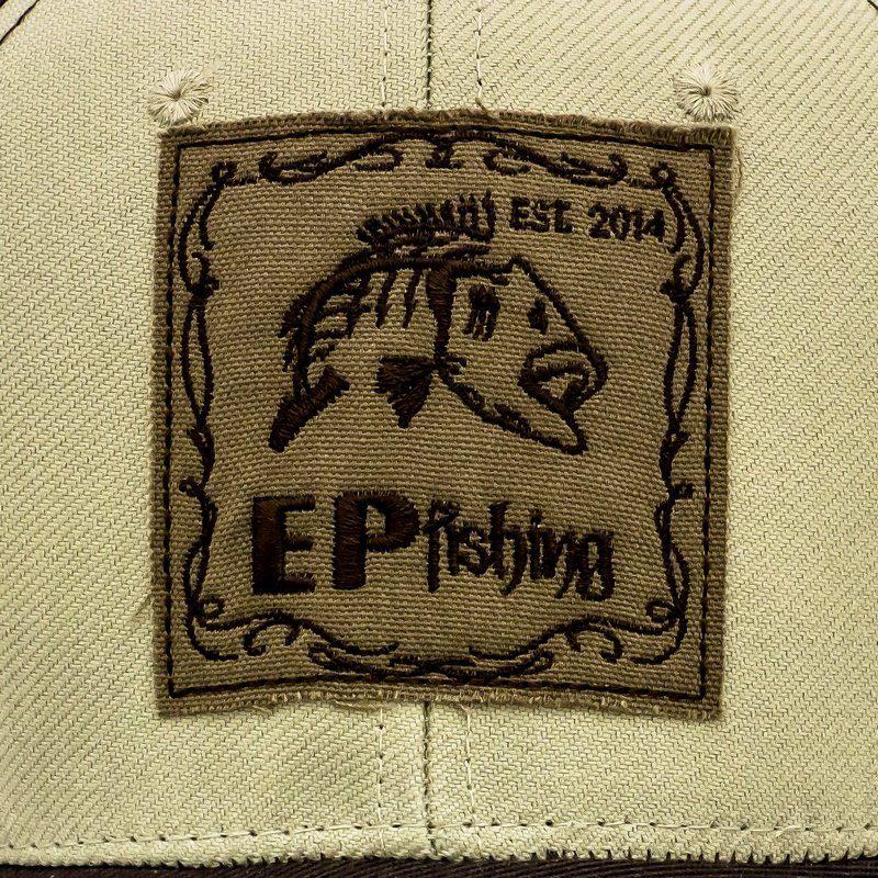 Boné EP Fishing Classic Brown