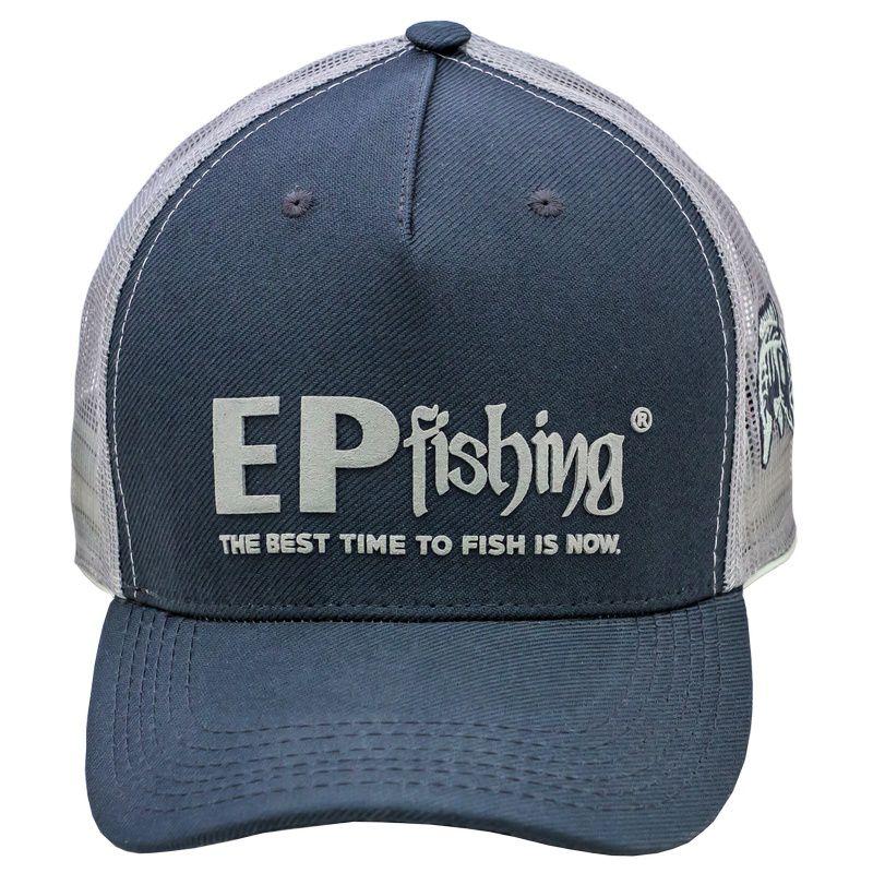 Boné EP Fishing Trucker Grey