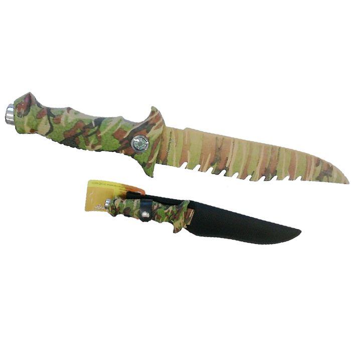 Faca Xingu Camuflada 2562 (30cm)