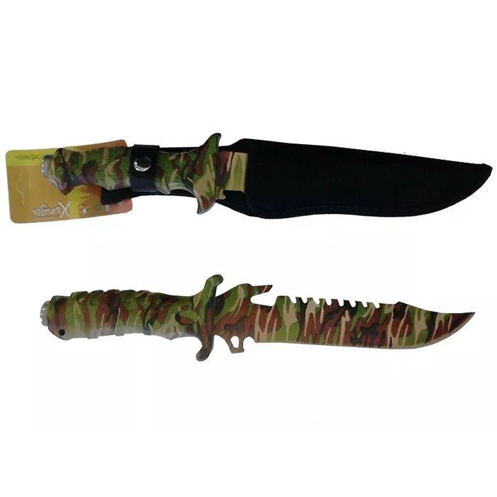 Faca Xingu Camuflada 2563 (29.5cm)