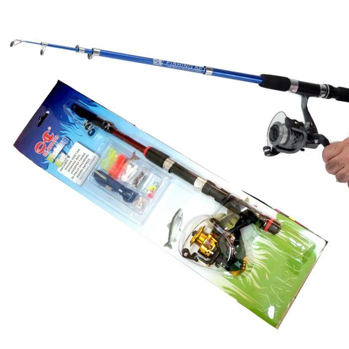Kit de Pesca Maruri Fishing Set