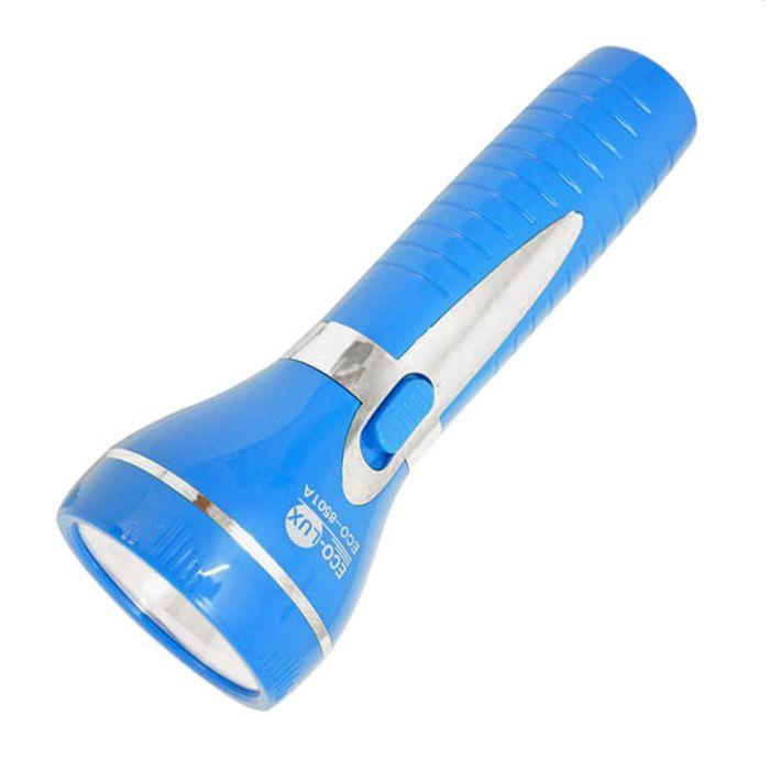 Lanterna Eco Lux 8501A (1 Led, Recarregável)