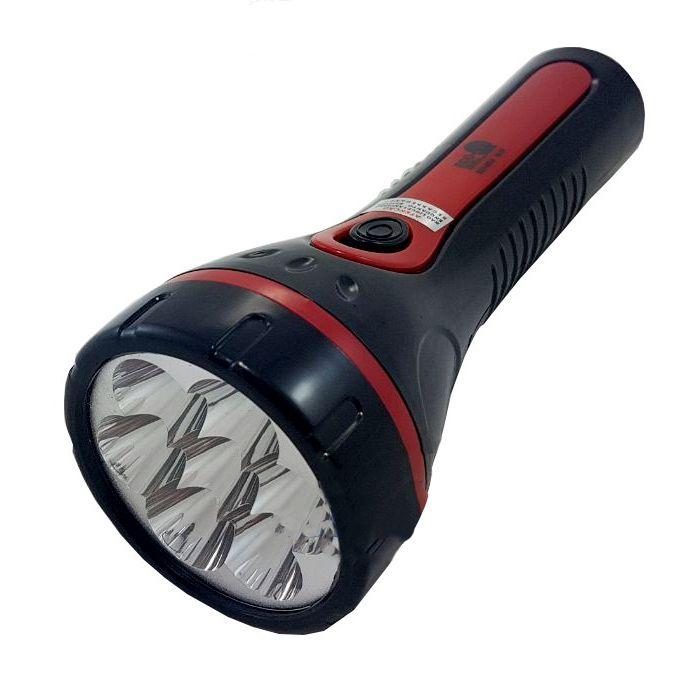Lanterna Eco Lux 8618N (7 Leds, Recarregável)
