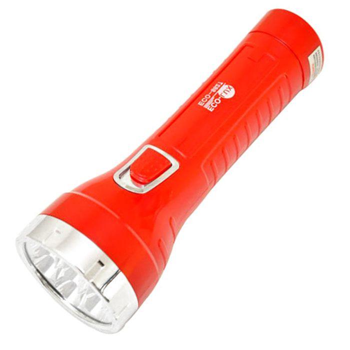 Lanterna Eco Lux 8627N (7 Leds, Recarregável)