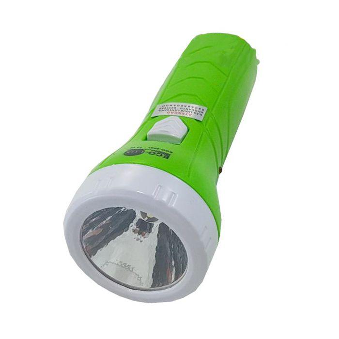 Lanterna Eco Lux 8657 (1 Led, Recarregável)
