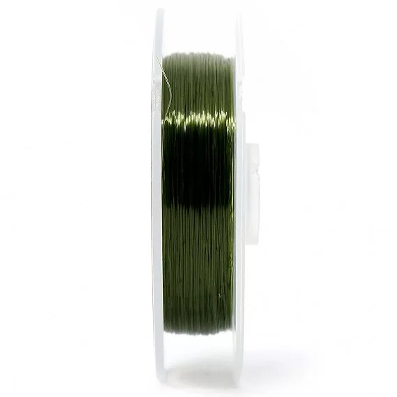 Linha Dourado Top Force 7,9lbs verde oliva (0,20mm-100m)
