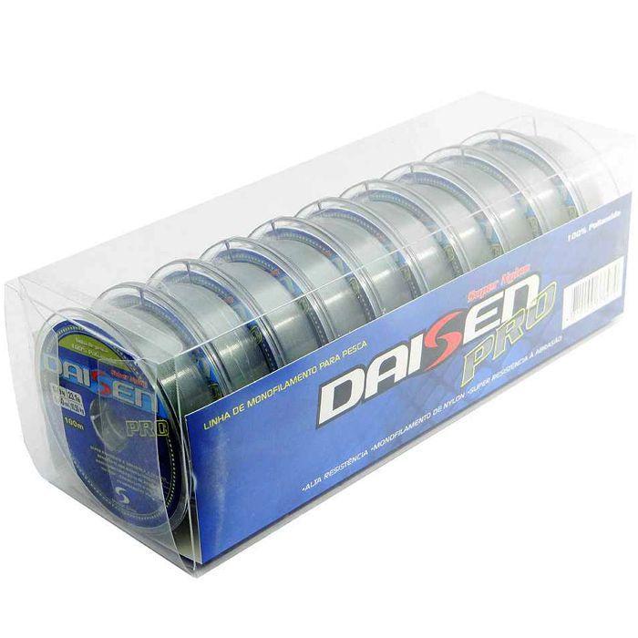 Linha Monofilamento Maruri Daisen Pro 06.3 kg (0.30mm - 1000m)
