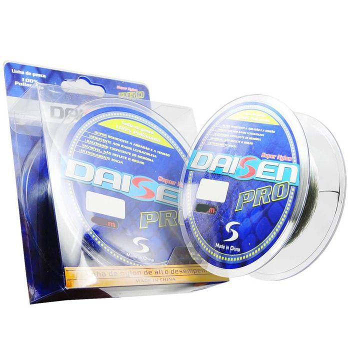 Linha Monofilamento Maruri Daisen Pro 08.3 kg (0.35mm - 150m)