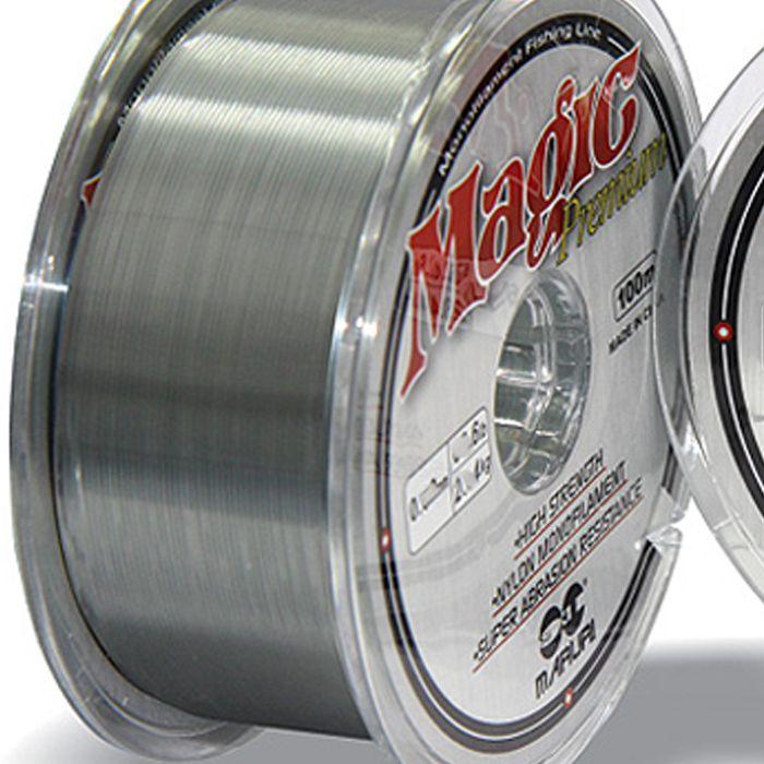Linha Monofilamento Maruri Magic Premium 12.2kg (0.35mm - 1000m)
